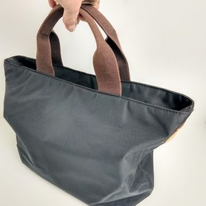 Herve Chepalier foldable tote.